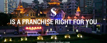 Is a Franchise Business Right For You