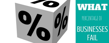 What Percentage of Businesses Fail - The Real Number
