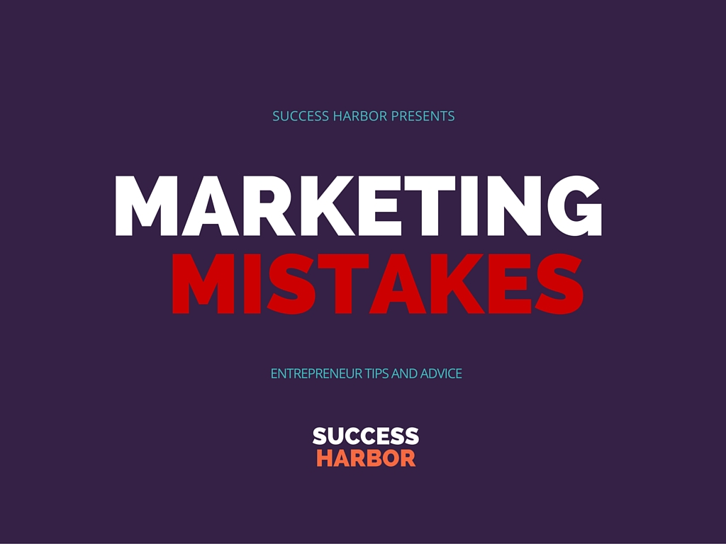 marketing mistakes Creating strong, engaging video content can be tough -- so learn the top 10 mistakes to avoid as well as how to fix these common problems.