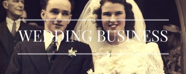 How to Start Your Own Wedding Business