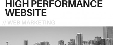 How to Have a High Performance Website
