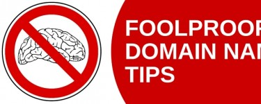 5 Foolproof Tips for Buying a Great Domain Name