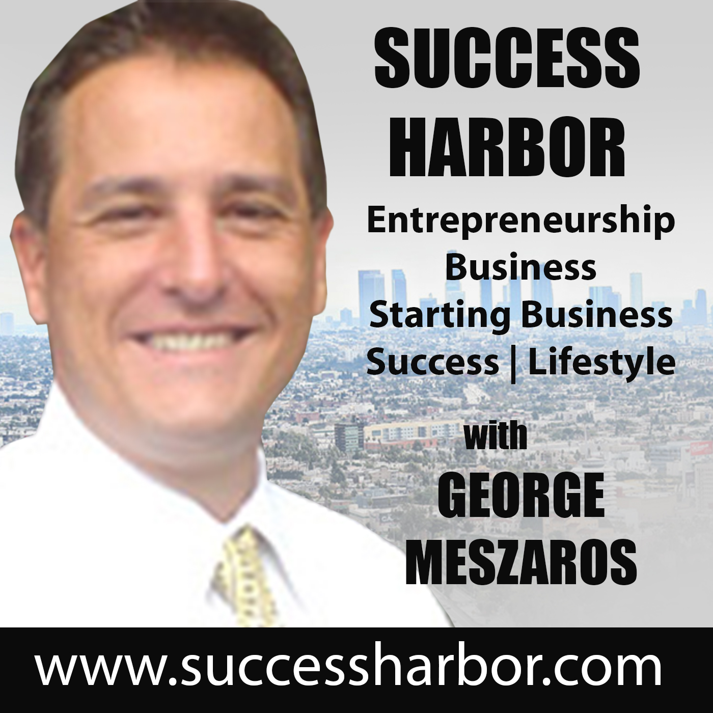 The Success Harbor Podcast: Entrepreneurship | Business | Starting Business | Success | Lifestyle