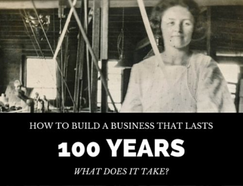 How to Build a Business That Lasts for Over 100 Years