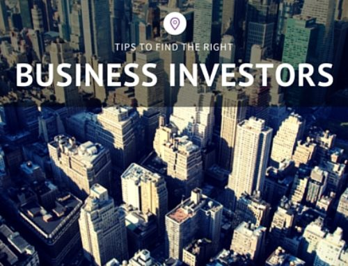 3 Tips to Find the Right Investor for Your Business