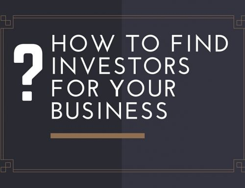 How to Find the Right Investor for Your Business