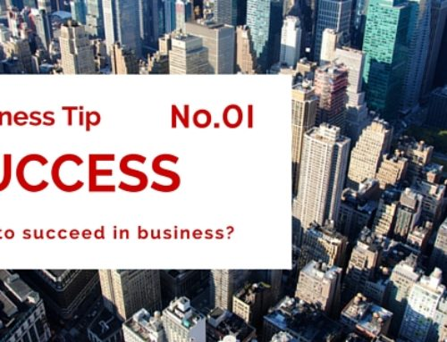 How to Succeed in Business by Really Trying