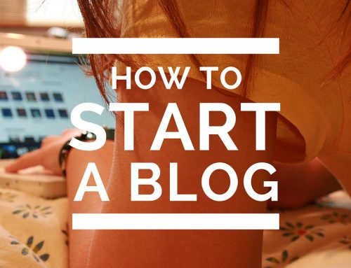 How to Start a Blog : Step-by-Step Guide for Beginners