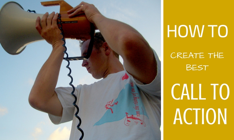 how to create call to action