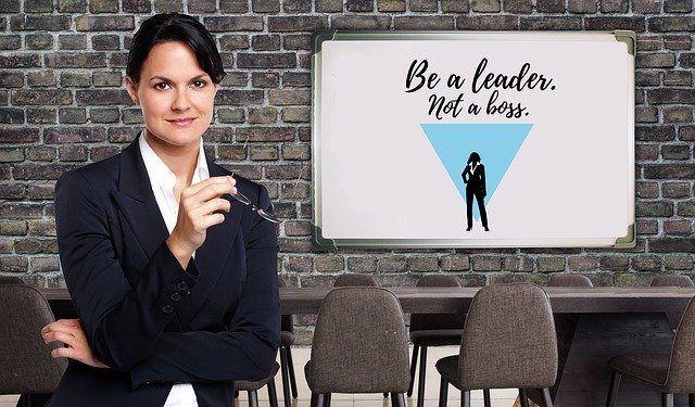 successful business leader