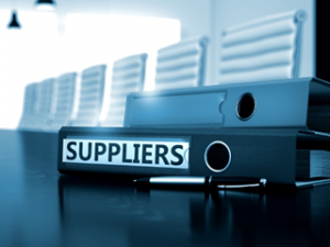 manage suppliers